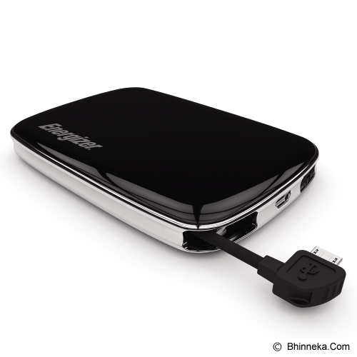ENERGIZER Powerbank 3000mAh [XP3000M-BK] - Portable Charger / Power Bank